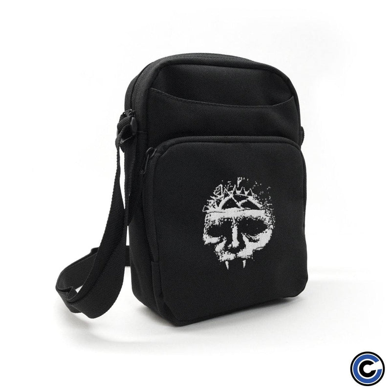 "Integrity ""Skull Logo"" Shoulder Bag"