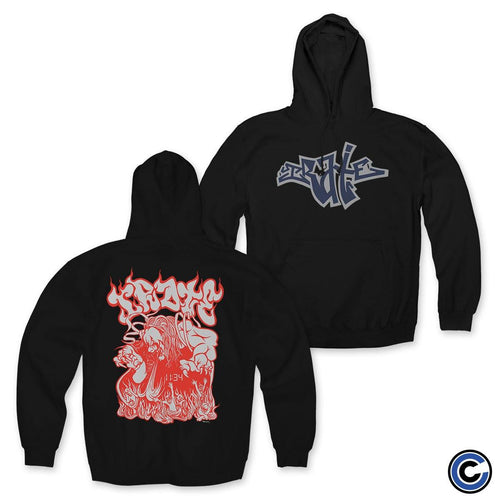 "Buy Now – Irate ""Devil"" Hoodie – Cold Cuts Merch"