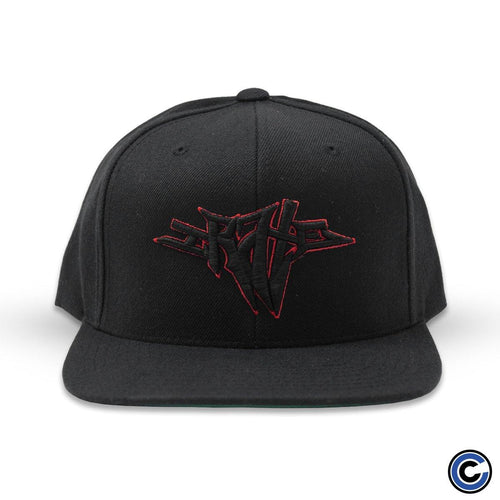 "Buy Now – Irate ""Sharp Logo"" Snapback – Cold Cuts Merch"
