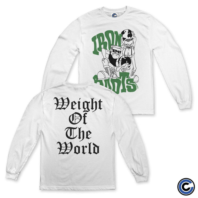"Iron Boots ""Weight of the World"" Long Sleeve"