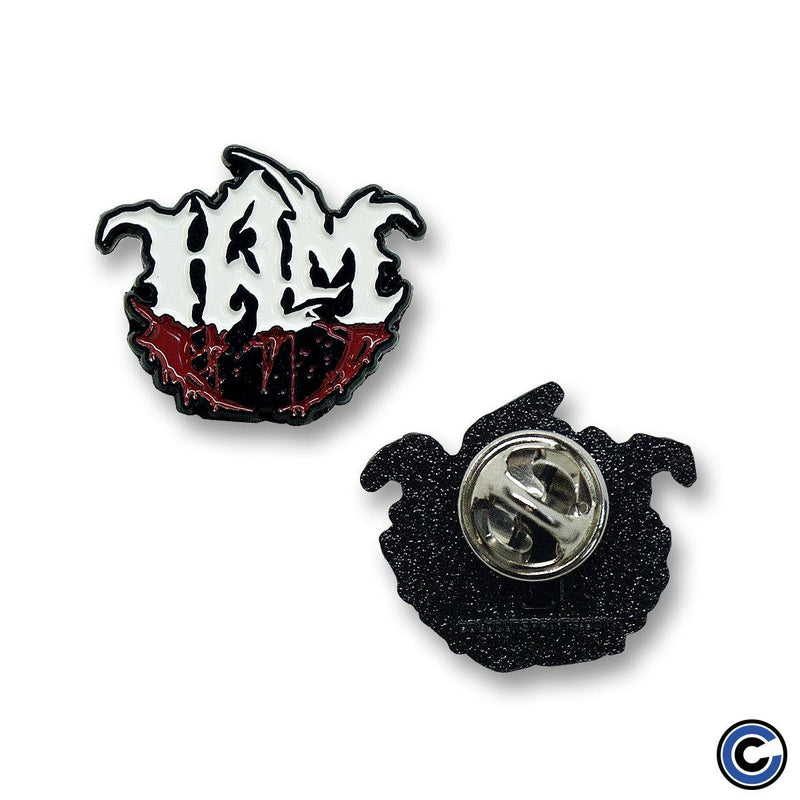 "I Am ""Drip Logo"" Enamel Pin"