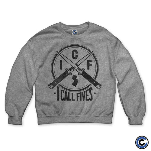 "I Call Fives ""Blades"" Crewneck"