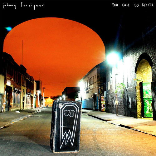 "Johnny Foreigner ""You Can Do Better"" LP"
