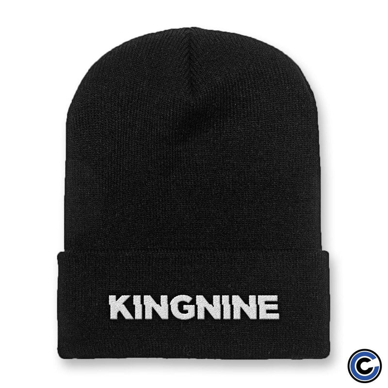 "King Nine ""Glitch Logo"" Beanie"