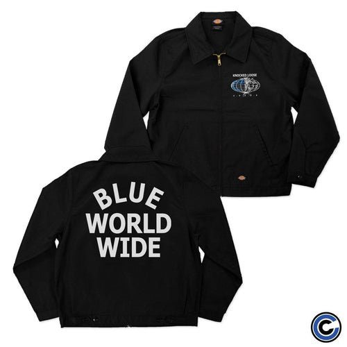 "Knocked Loose ""Blue World Order"" Jacket"