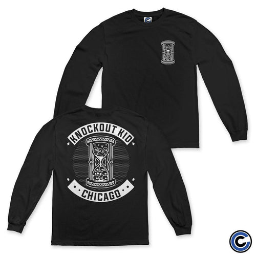 "Knockout Kid ""Hourglass"" Long Sleeve"