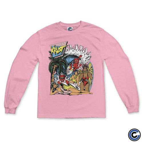 "Krust ""Beach Devil"" Long Sleeve"