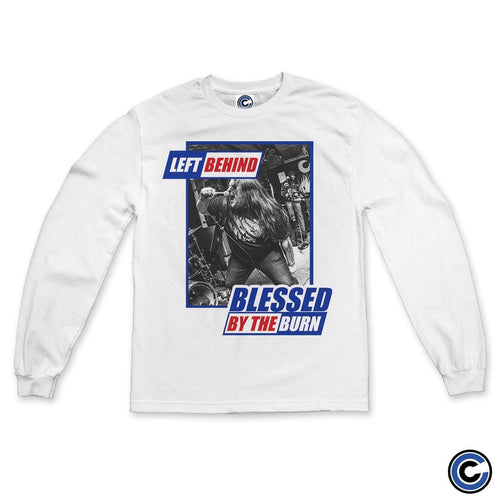 "Left Behind ""Blessed By The Burn"" Long Sleeve"
