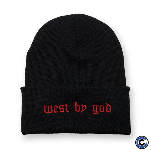 "Left Behind ""West By God"" Beanie"