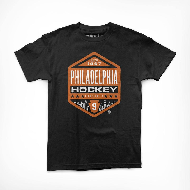 "Philadelphia Hockey Club ""Provorov"" Shirt"