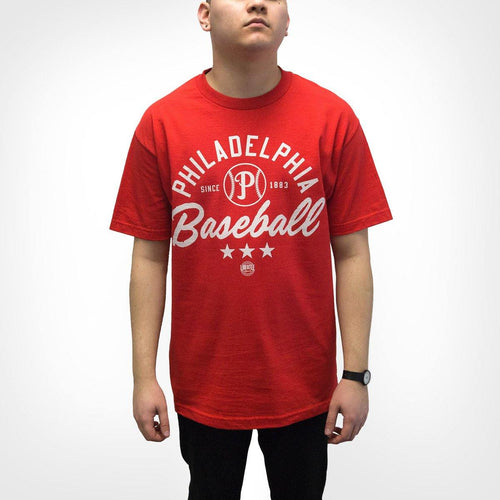 "Cracked Bell ""Philadelphia Baseball"" Shirt"