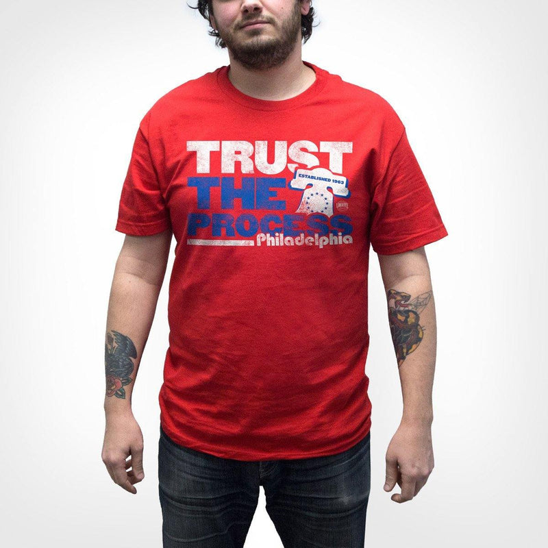 "Libertee Apparel ""Trust The Process"" Shirt"