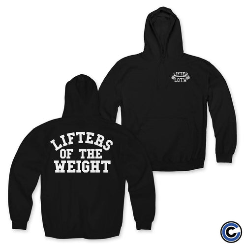 "Buy – Lifter ""LOTW"" Hoodie – Band & Music Merch – Cold Cuts Merch"