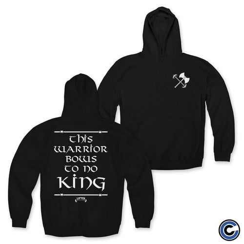"Buy – Lifter ""Warrior"" Hoodie – Band & Music Merch – Cold Cuts Merch"