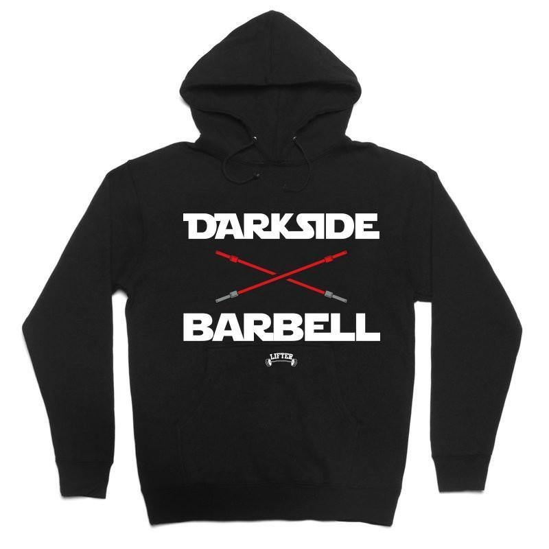 Lifter - Darkside Barbell Hoodie