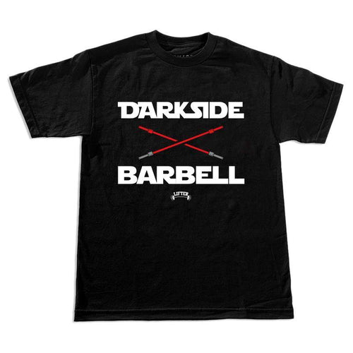 "Lifter ""Darkside Barbell"" Shirt"