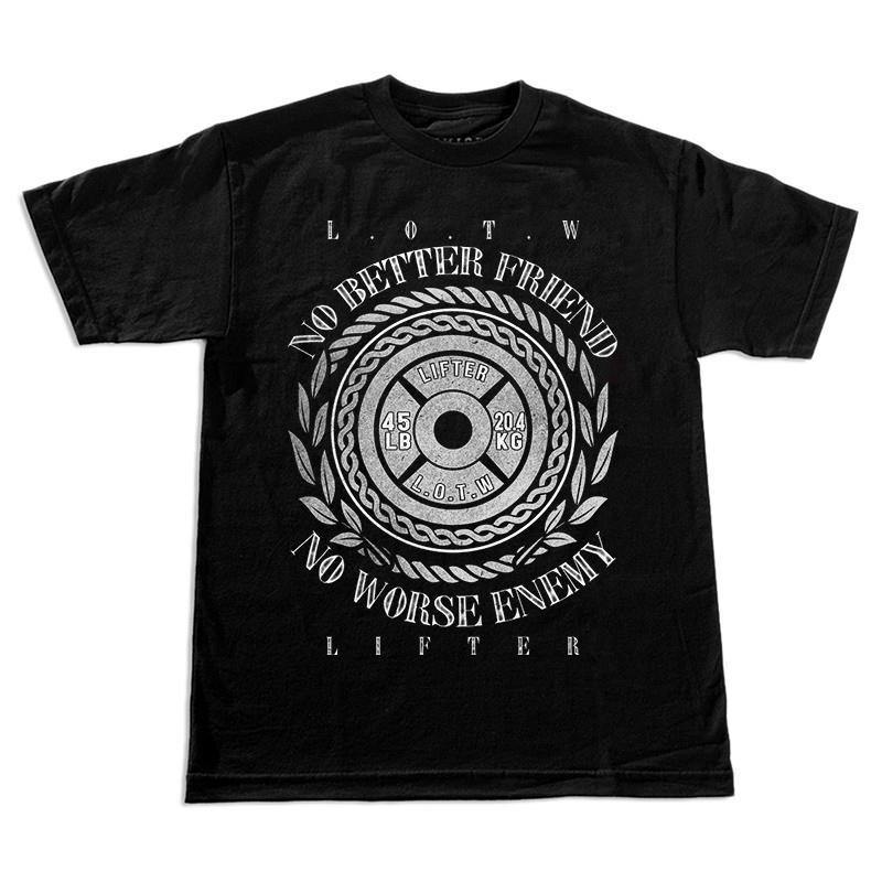 Lifter - No Better Friend Tee