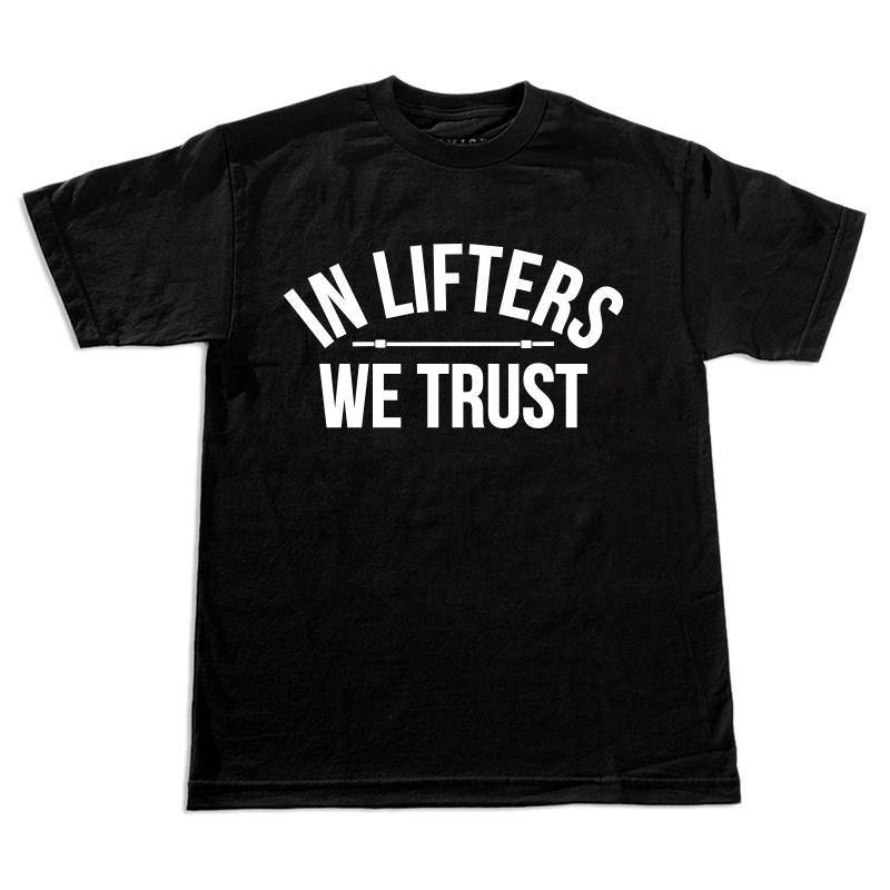 Lifter - Trust Black T-Shirt