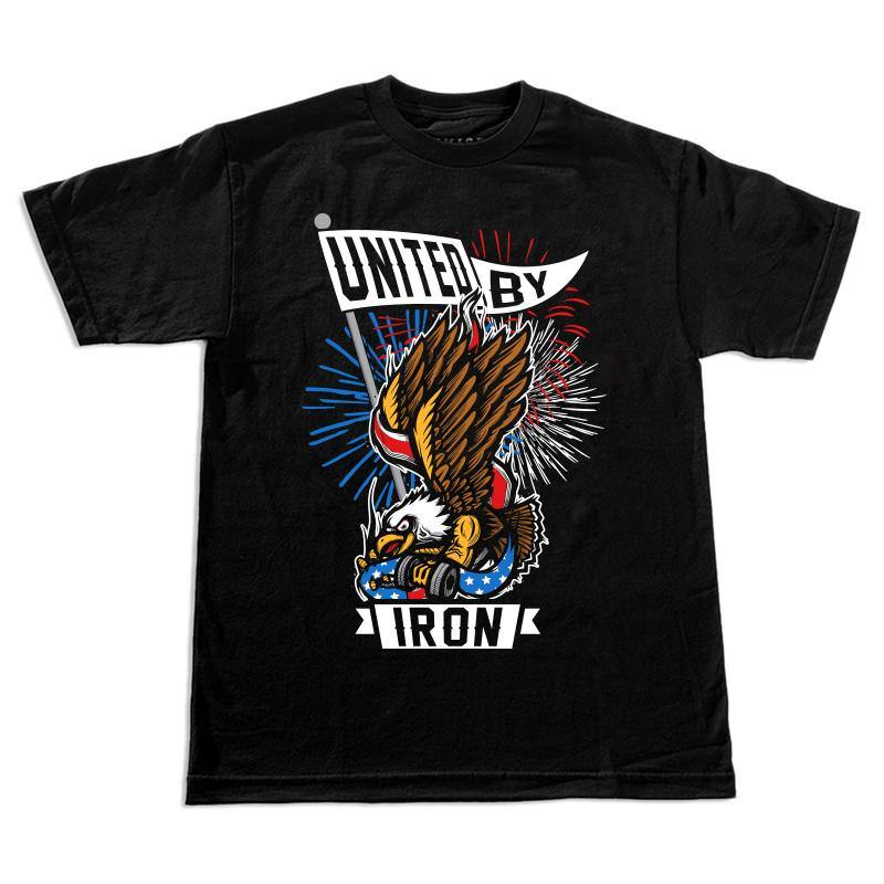 "Lifter ""United Eagle Crew"" Shirt"