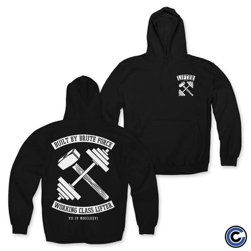 "Buy Now – Lifter ""Working Class"" Hoodie – Cold Cuts Merch"