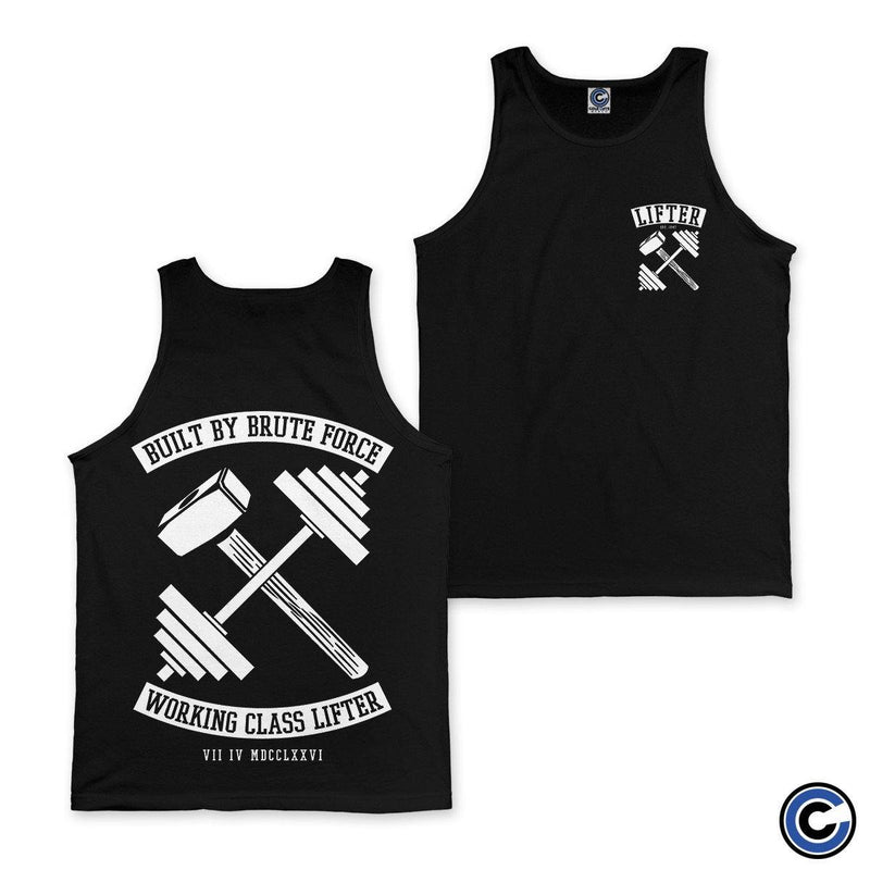 "zzLifter ""Working Class Lifter"" Tank Top"