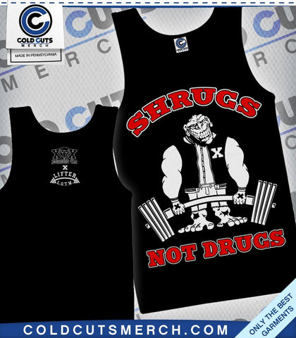 "Lifter ""Shrugs"" Tank Top"
