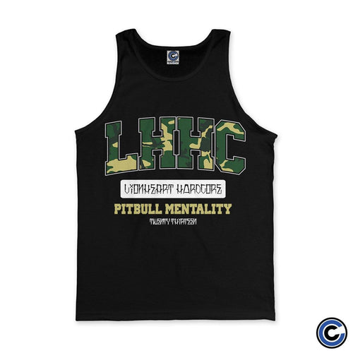 "Buy Now – Lionheart ""Pitbull Camo"" Tank – Cold Cuts Merch"