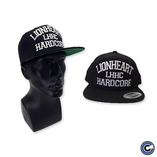 "Buy Now – Lionheart ""Stacked"" Snapback – Cold Cuts Merch"