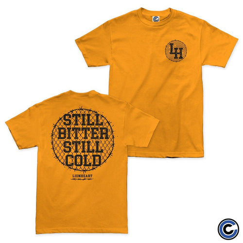 "Buy Now – Lionheart ""Still Bitter Still Cold"" Shirt – Cold Cuts Merch"