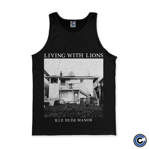 "Living With Lions ""Dude Manor"" Tank"