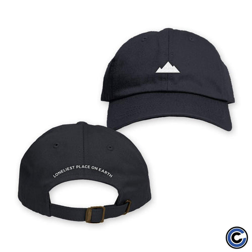 "Buy – Loneliest Place On Earth ""Mountain"" Hat – Band & Music Merch – Cold Cuts Merch"