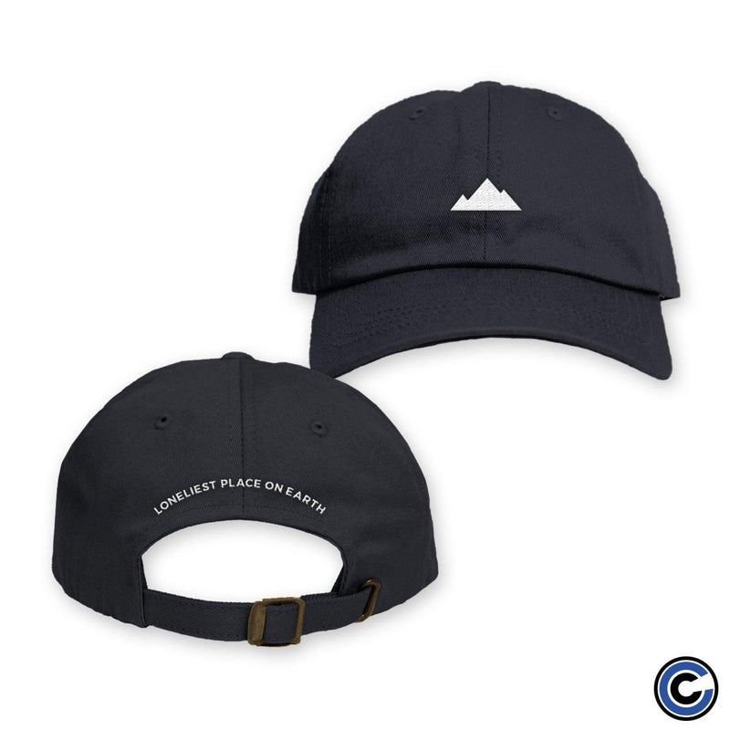 "Loneliest Place On Earth ""Mountain"" Hat"