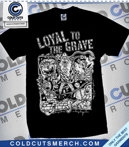 "Loyal to the Grave ""Chaos"" Shirt"