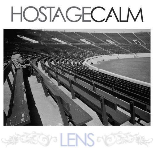 "Hostage Calm ""Lens"" CD"