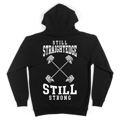 Lifter - Still Edge Hoodie Back