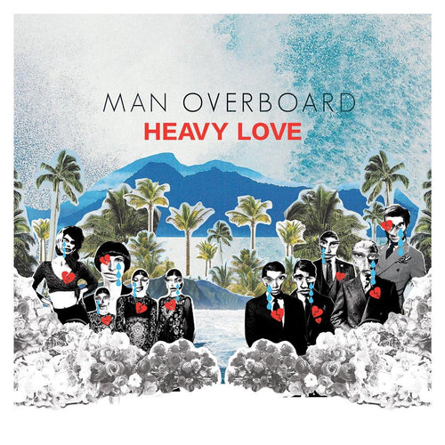 "Buy – Man Overboard ""Heavy Love"" 12"" – Band & Music Merch – Cold Cuts Merch"