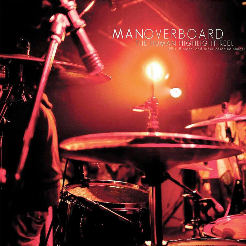 "Man Overboard ""The Human Highlight Reel"" CD"