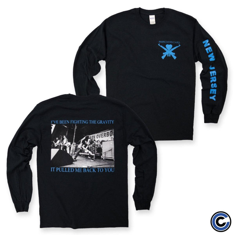 "Man Overboard ""Gravity"" Long Sleeve"