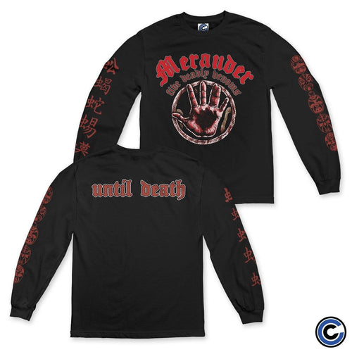 "Merauder ""Five Deadly Venoms"" Long Sleeve"
