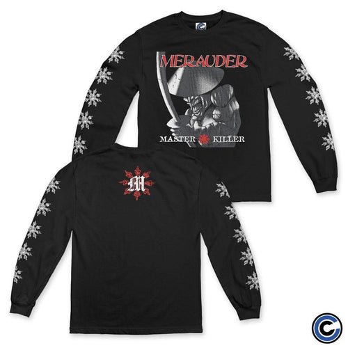 "Buy Now – Merauder ""Master Killer"" Long Sleeve – Cold Cuts Merch"