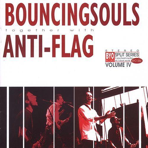 The Bouncing Souls/Anti-Flag Split