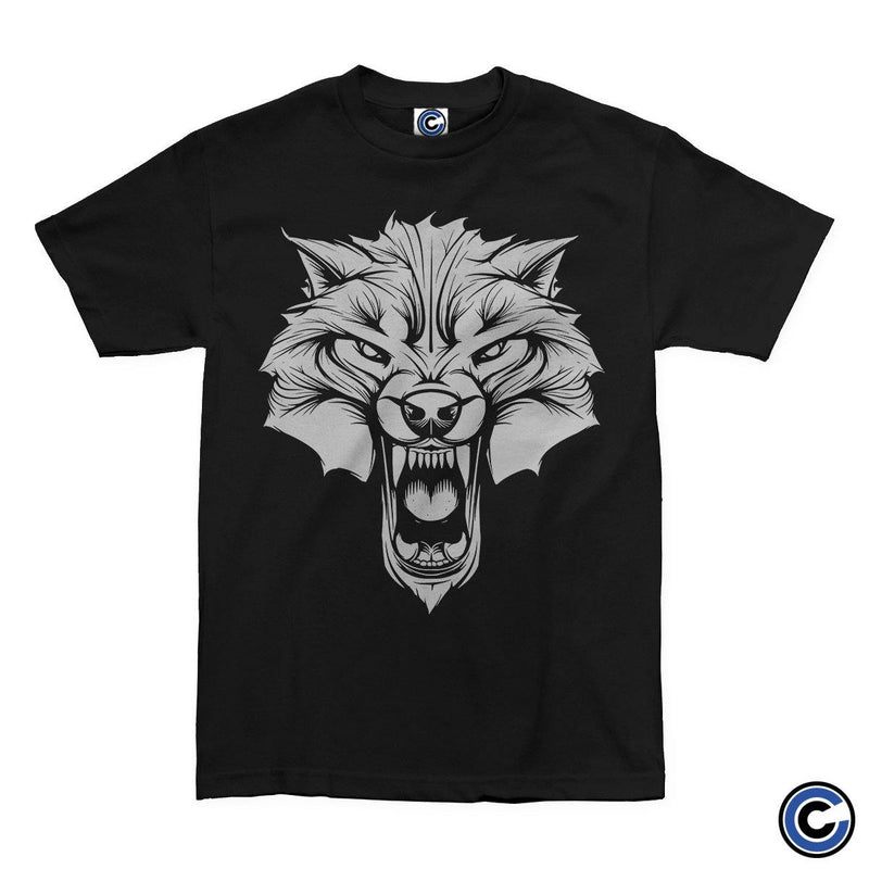 "Buy – Mosh It Up ""Wolf Face"" Shirt – Band & Music Merch – Cold Cuts Merch"