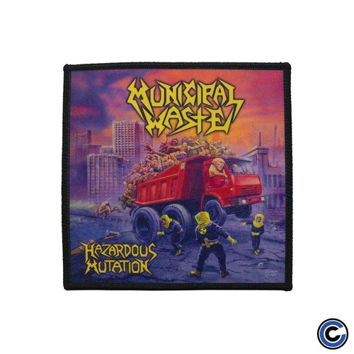 "Buy Now – Municipal Waste ""Hazardous Mutation"" Patch – Cold Cuts Merch"