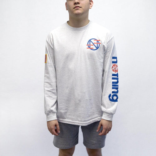 """USA Patch"" Long Sleeve"