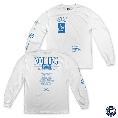 "Buy Now – Nothing ""Paradise Is Always"" Long Sleeve – Cold Cuts Merch"