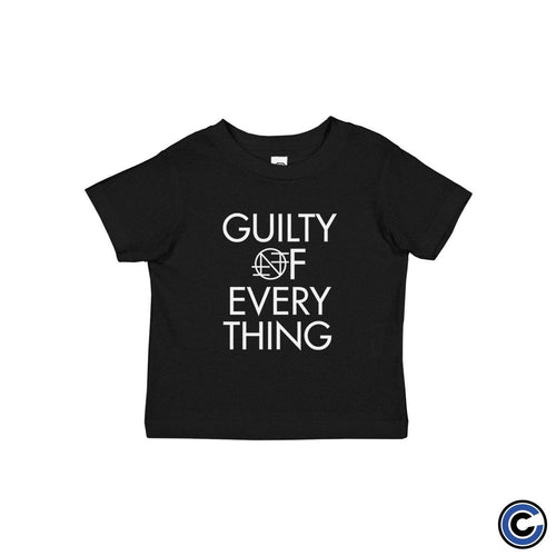 "Buy – Nothing ""Guilty"" Toddler Shirt – Band & Music Merch – Cold Cuts Merch"