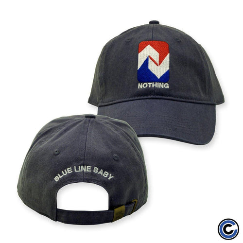 "Nothing ""Blue Line Baby"" Hat"