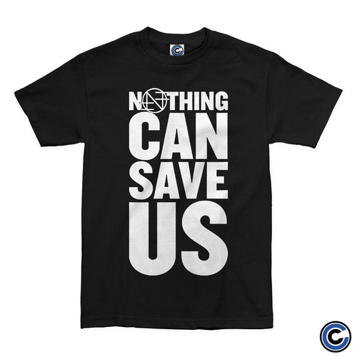 "Nothing ""Can Save Us"" Black Shirt"