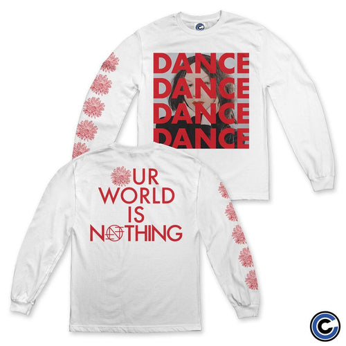"Nothing ""Dance On The Blacktop Flower"" Long Sleeve"