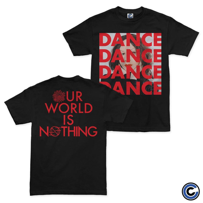 "Nothing ""Dance On The Blacktop Flower"" Shirt"